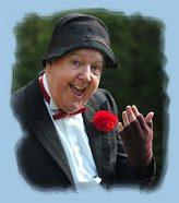 Comedian Jimmy Cricket
