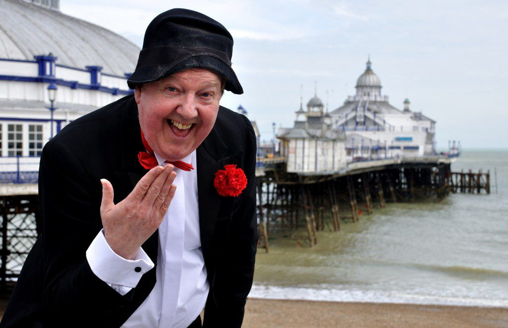 Jimmy Cricket in Eastbourne