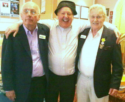 Jimmy Cricket and friends at the Mansfield Palace Theatre
