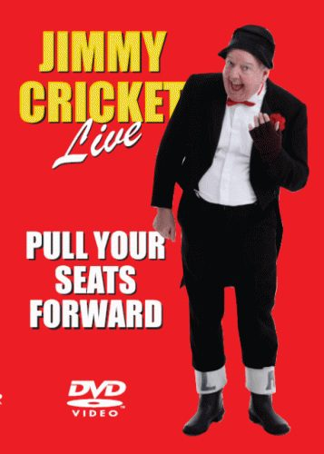 Jimmy Cricket Live - Pull Your Seats Forward