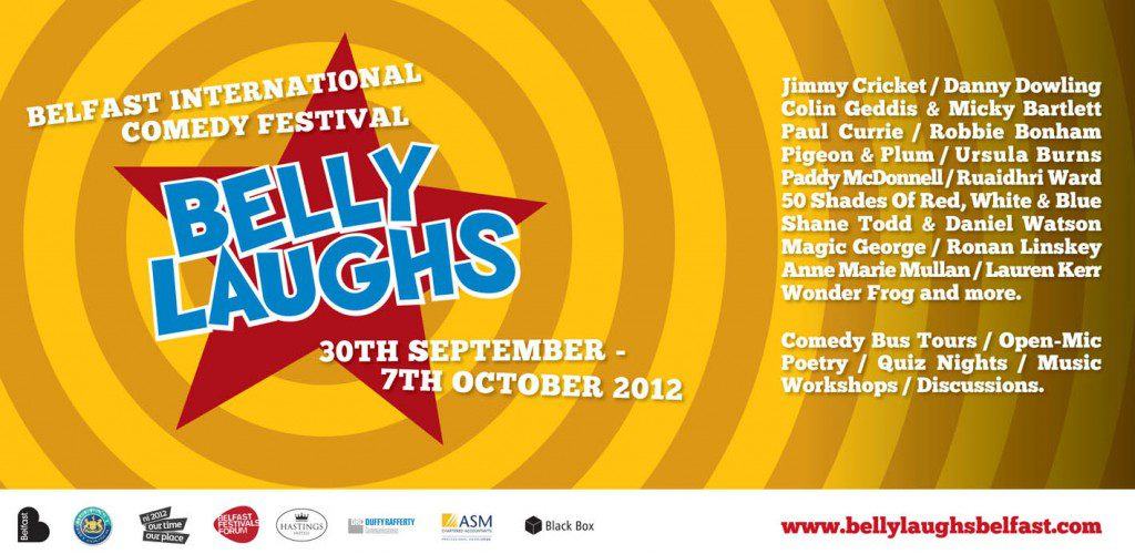 Belly Laughs poster