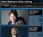 John Bishop's Only Joking starts on Sky1 on Friday