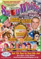 Jimmy Cricket will be headlining the 2013 Christmas panto at the Forum Theatre in Billingham