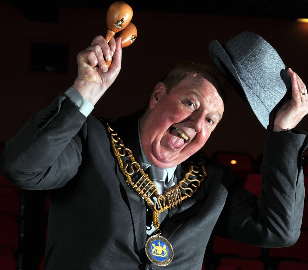 Jimmy Cricket's Maloney's Big Moment is being staged at the Thwaites Empire Theatre in Blackburn