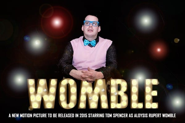 Jimmy Cricket is appearing in Womble