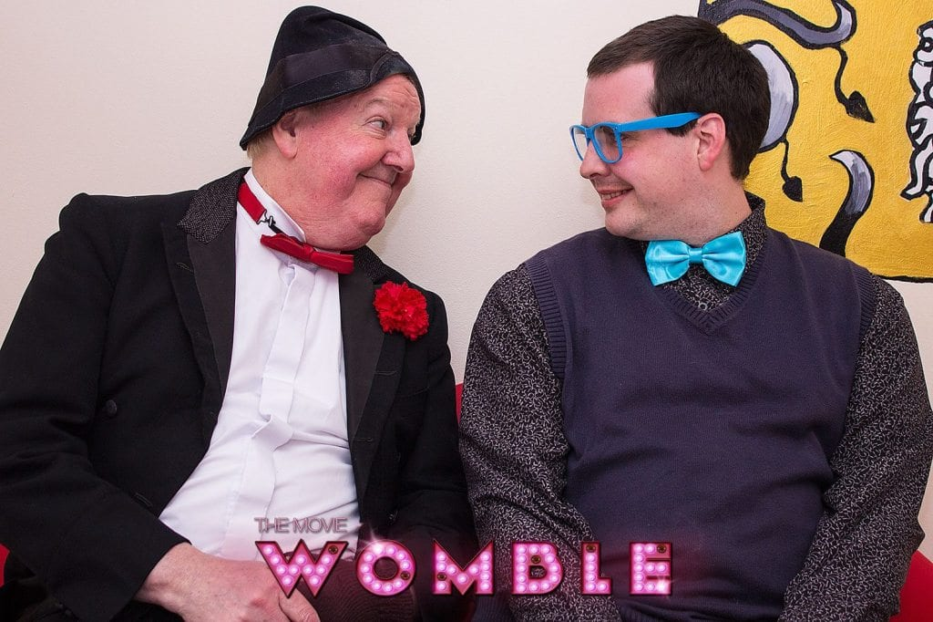 Jimmy Cricket and Tom Spencer
