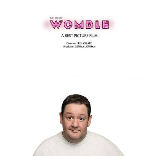 Johnny Vegas is appearing in the Womble film