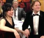 International opera singer Sean Ruane with his wife