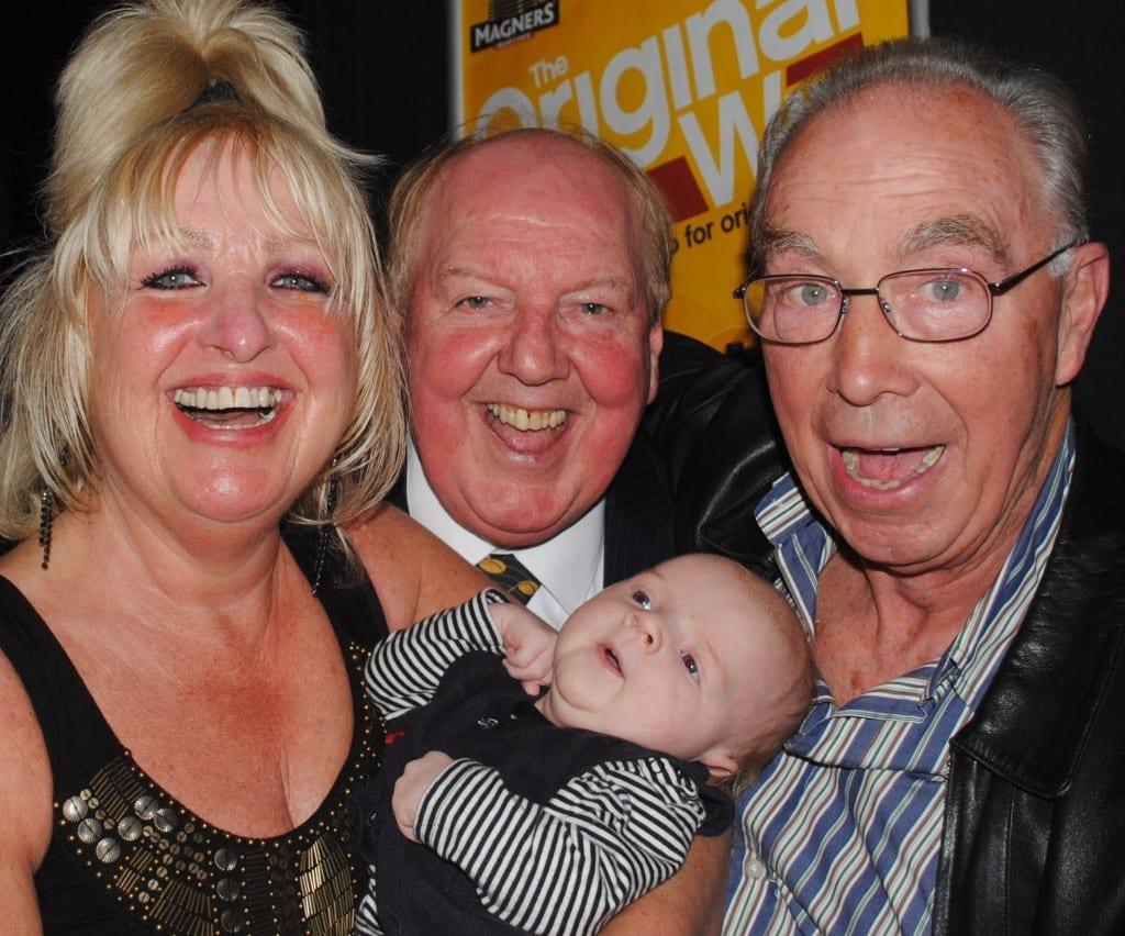 Jimmy Cricket's 70th birthday party