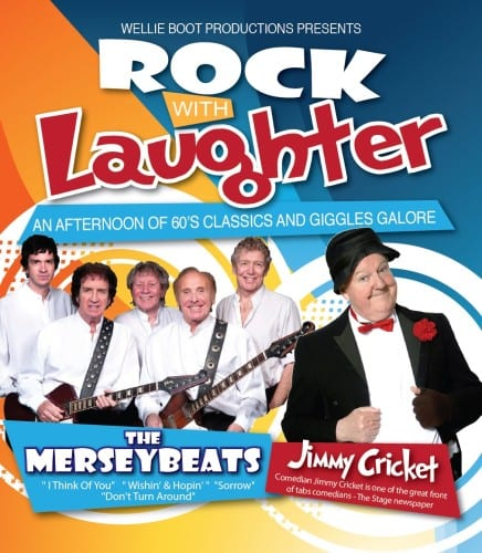 Rock With Laughter show