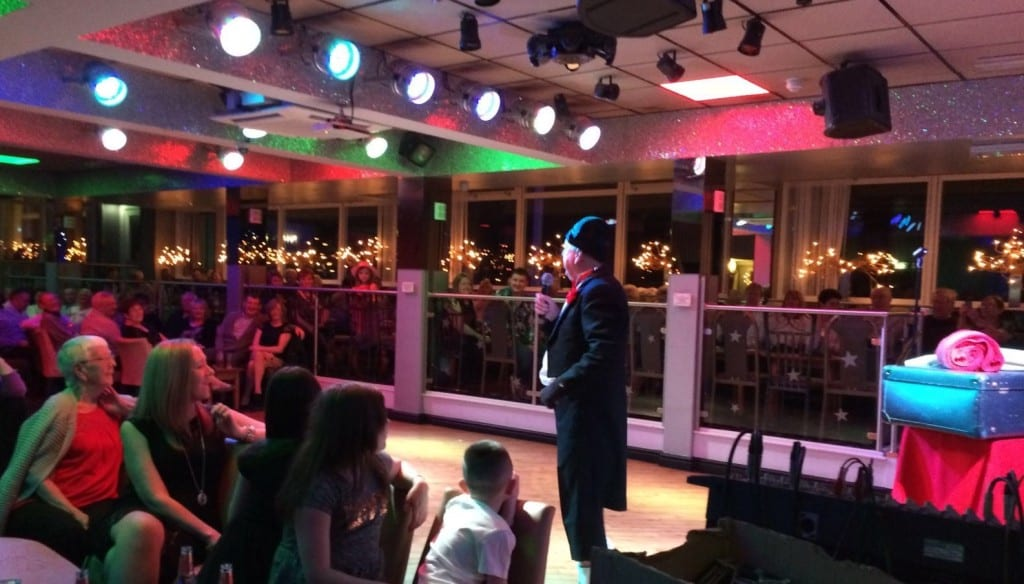 Lyndene Hotel Blackpool Entertainment