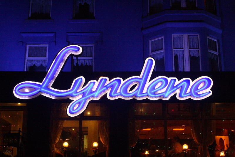 Lyndene Hotel in Blackpool
