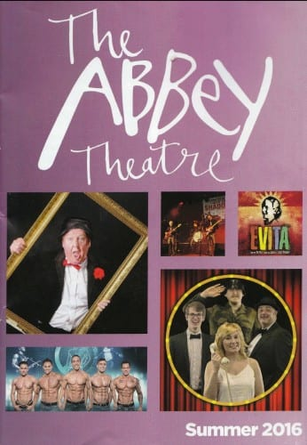 The show featured Jimmy Cricket with Matt Redmond and Kelly Baker's School of Dance at the Abbey Theatre in Nuneaton