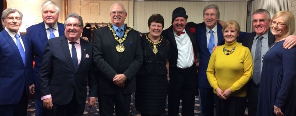 Mayor of Rochdale's charity gala
