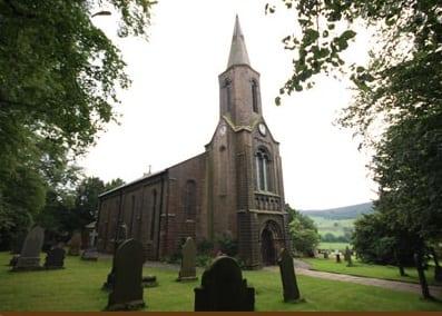 St Nicholas Parish Church in Sabden