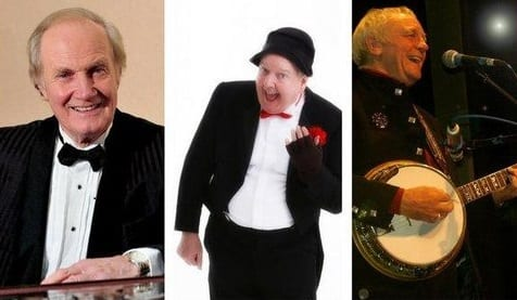 Jimmy Cricket will perform at the Kirkcaldy Variety Special in April