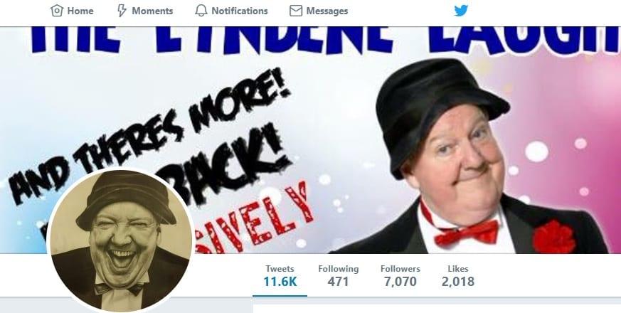 Jimmy Cricket on Twitter