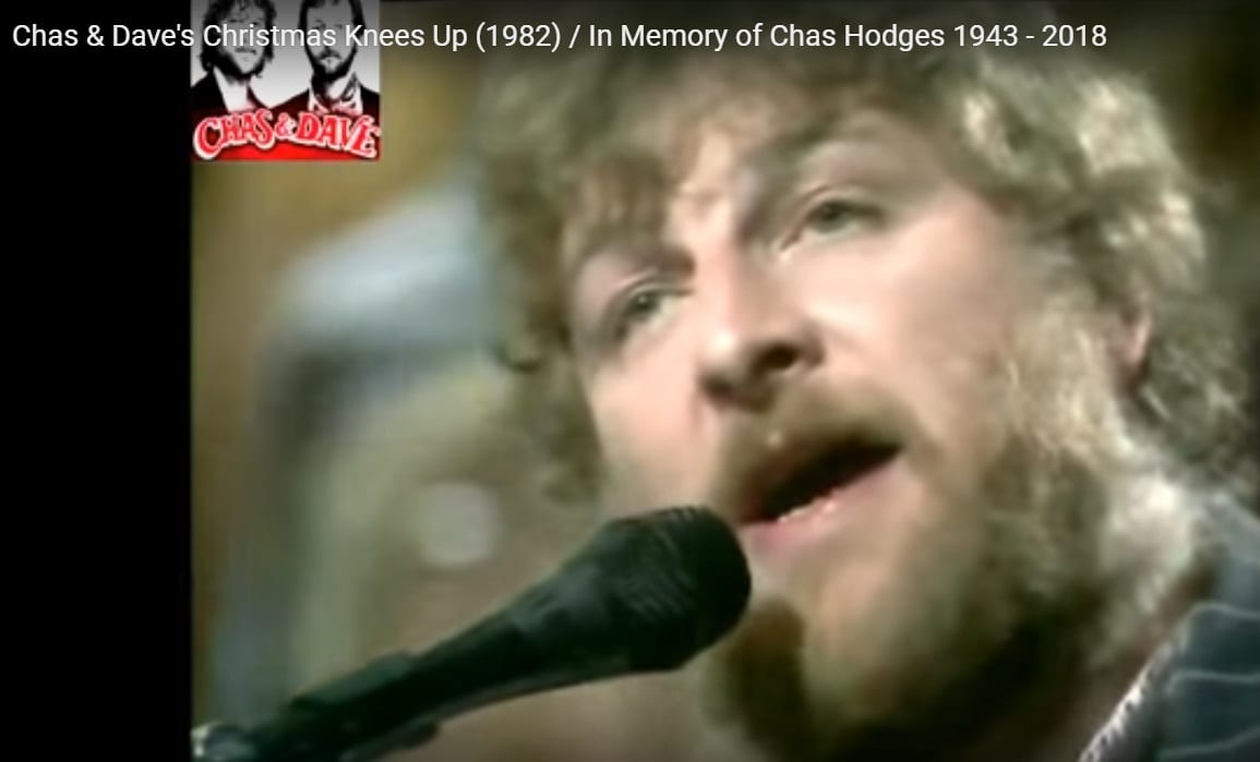 Jimmy Cricket has paid tribute to Chas Hodges who died last week aged 74