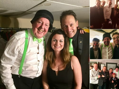 "What an achievement for @ventriloquist29 and lovely @nina_strobe who organised @VIVABlackpool ""The Keith Harris Tribute Show"" with great acts and legends such as @theBobbyCrush @TheKrankiesUK @steveroylecomic @sasKeithandBen Mooky, reminded me of the old days, Midnight Matinees"