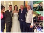 Jimmy Cricket's pictures from the wedding