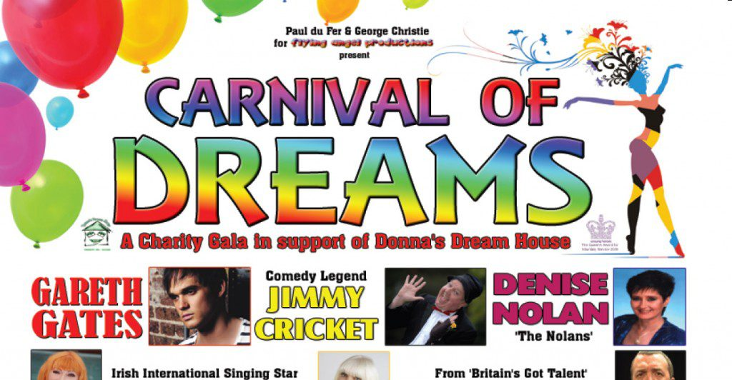 Carnival of Dreams poster