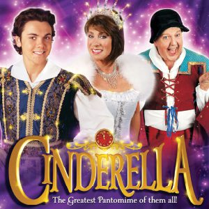 Jimmy is appearing in Cinderella in Darlington