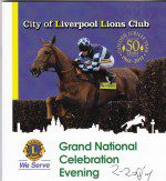 The City of Liverpool Lions organised the fund-raising event