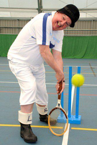 Comedy legend Jimmy Cricket