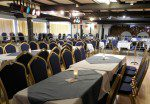 Jimmy performed in the function room at the Wayside Cheer Hotel