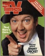 Jimmy Cricket in the TV Times