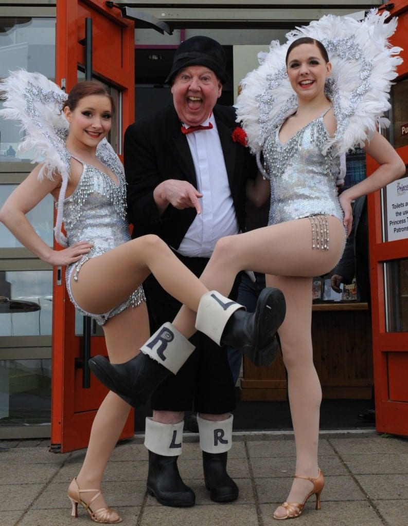 Jimmy Cricket is appearing in the Great British Seaside Special in Hunstanton