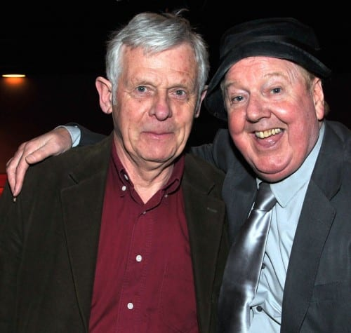 Jimmy Cricket with Eric Nolan at the Thwaites Empire Theatre in Blackburn