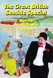 Jimmy Cricket is starring in The Great British Seaside Special