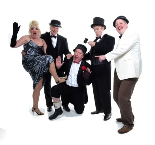 Jimmy Cricket's Madcap Music Hall show
