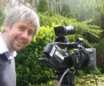 Irish TV camerman