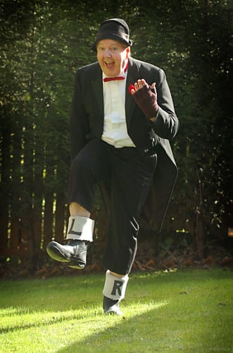 Jimmy Cricket's fun run will take place in October 2015