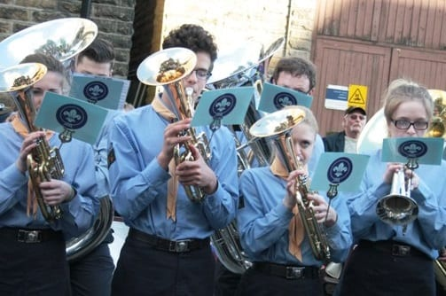 2nd Rossendale Scout Band