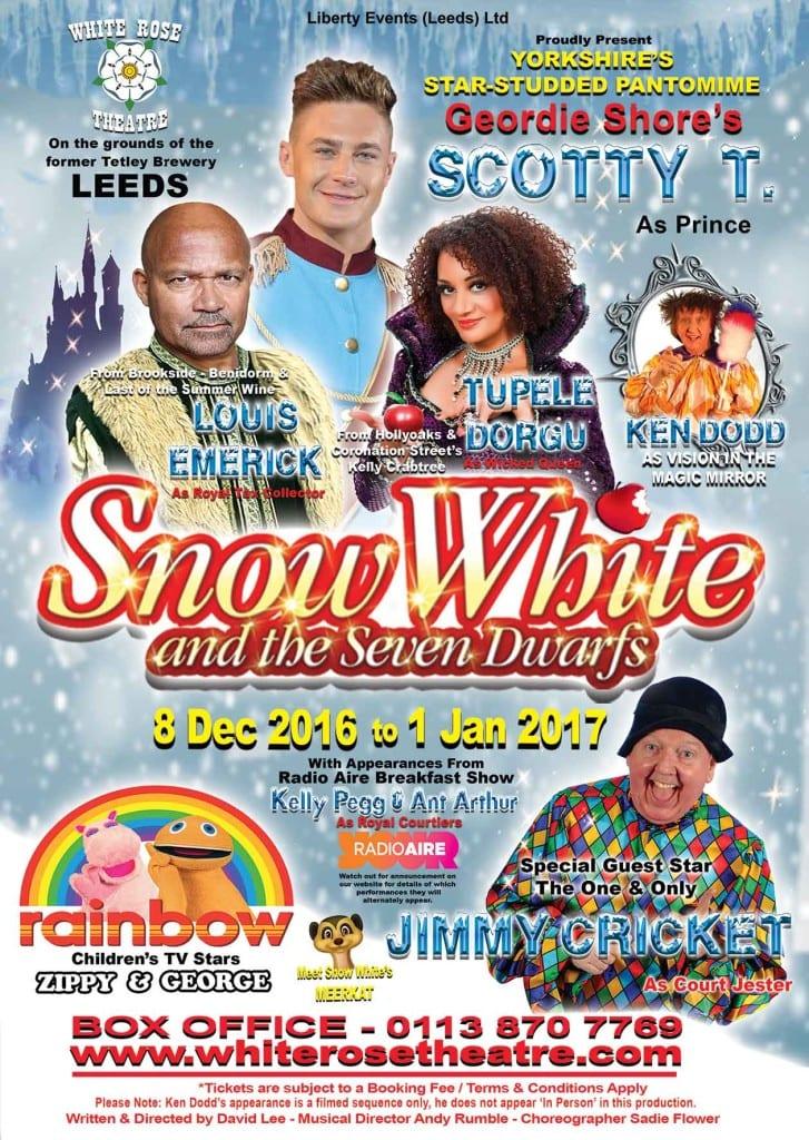 Snow white 2016