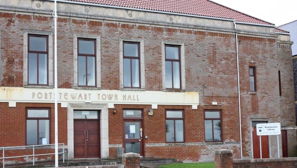 Portstewart Town Hall