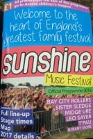 The Sunshine Festival programme