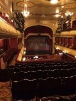 The City Varieties Music Hall theatre