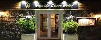 The Wayside Cheer Hotel in Guernsey