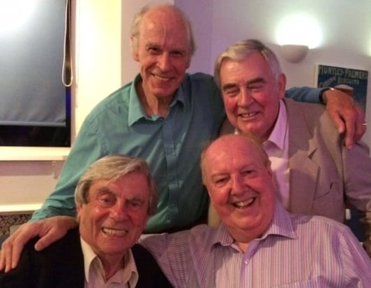 Jimmy Cricket and friends at the Shanklin Club on the Isle of Wight