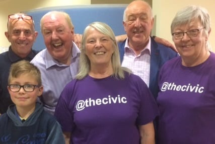 Jimmy Cricket and friends at the Whitchurch Civic Centre