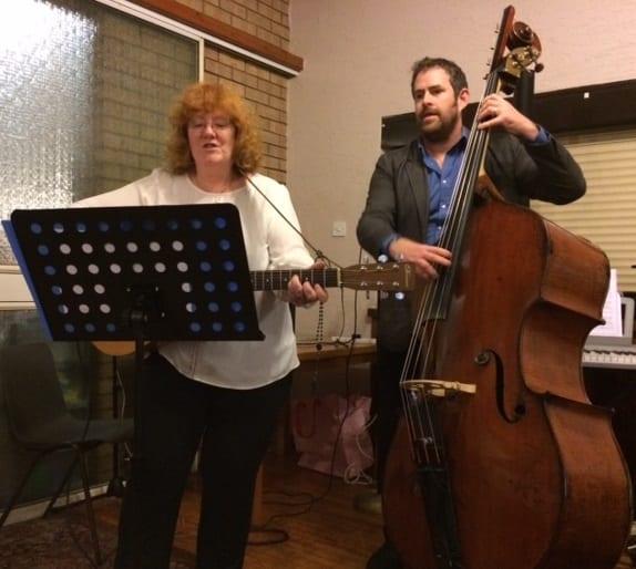 Members of Rochdale Carers Choir