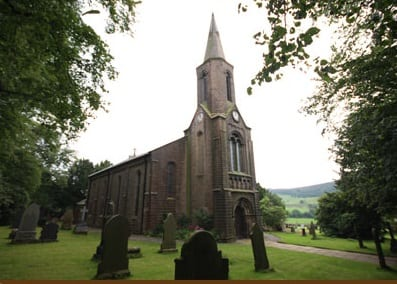 St Nicholas Parish Church in Sabden