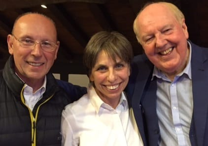 Jimmy Cricket, Keith Swift and Trish