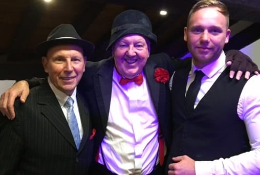 Jimmy Cricket, Keith Swift and Matthew
