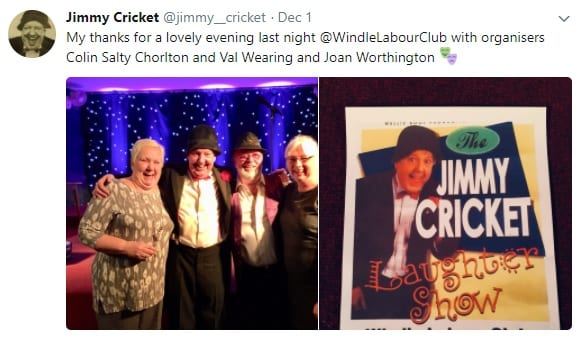 Windle Labour Club in St Helens