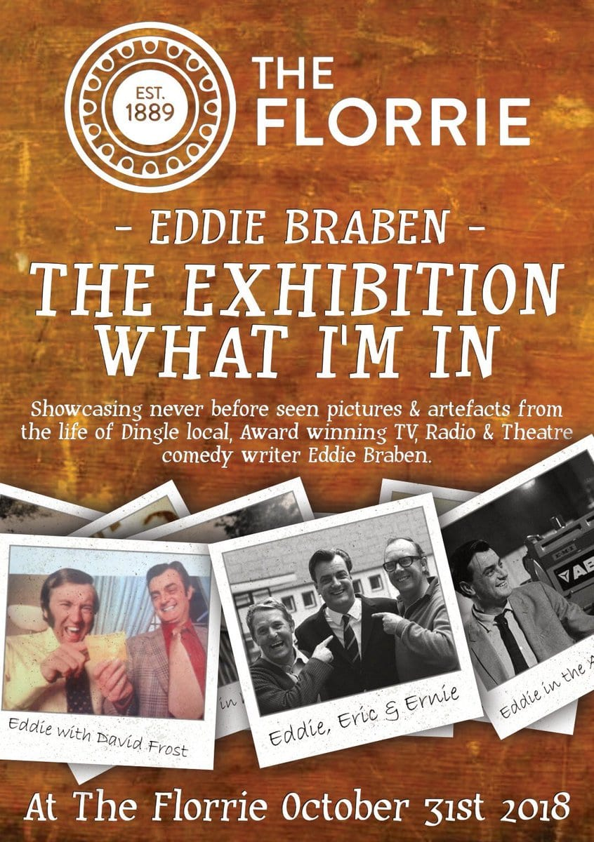 Looking forward to my visit to this wonderful Exhibition as a tribute to the genius writing of @eddie_braben at the Florrie in Liverpool